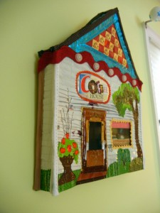 Coffee House: side view