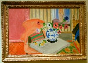 Anemones,ChineseVase,Matisse