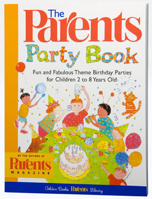 The Parents Party Book